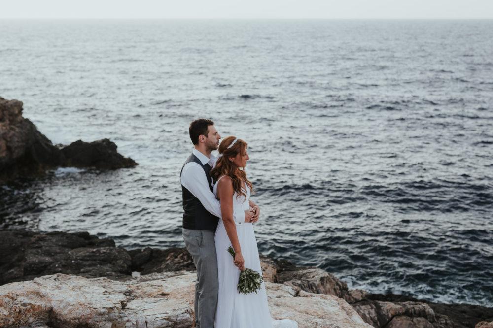 Sifnos Wedding elopement photographer Greece