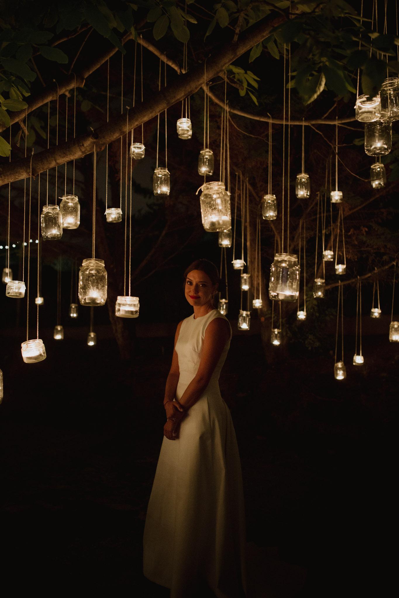 wedding photographer greece backyard wedding bride max mara