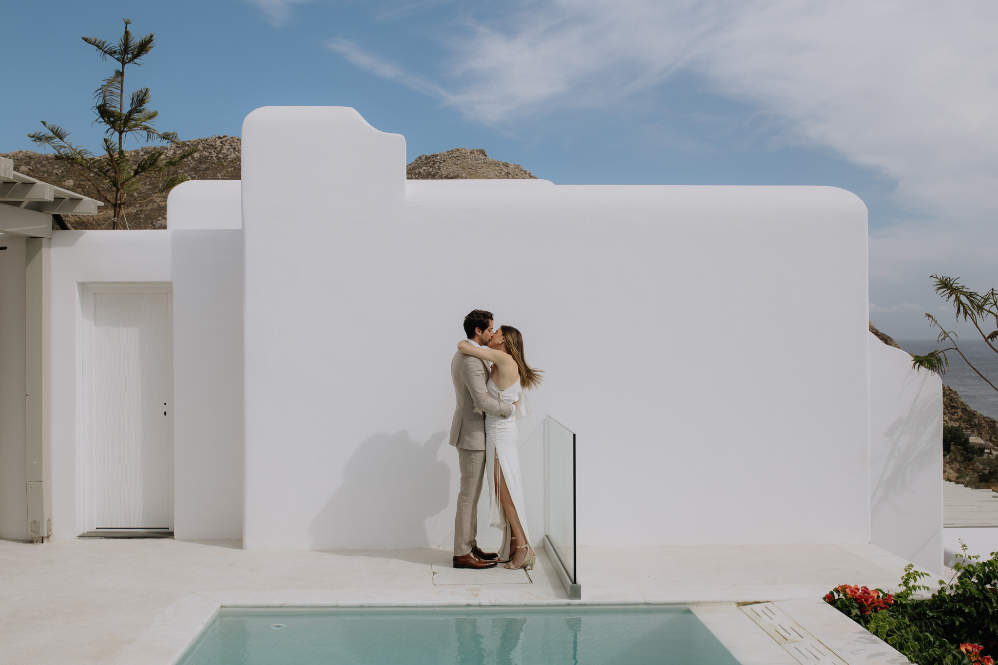 Mykonos Wedding Photographer Royal Myconian Resort
