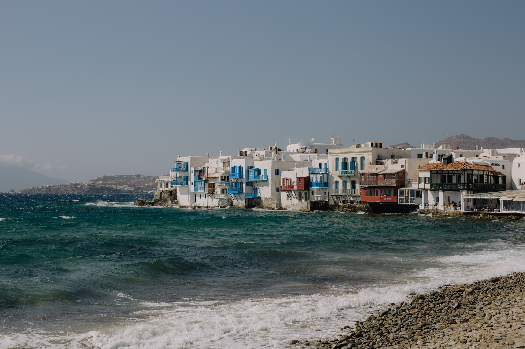 Mykonos Wedding Photographer Little Venice