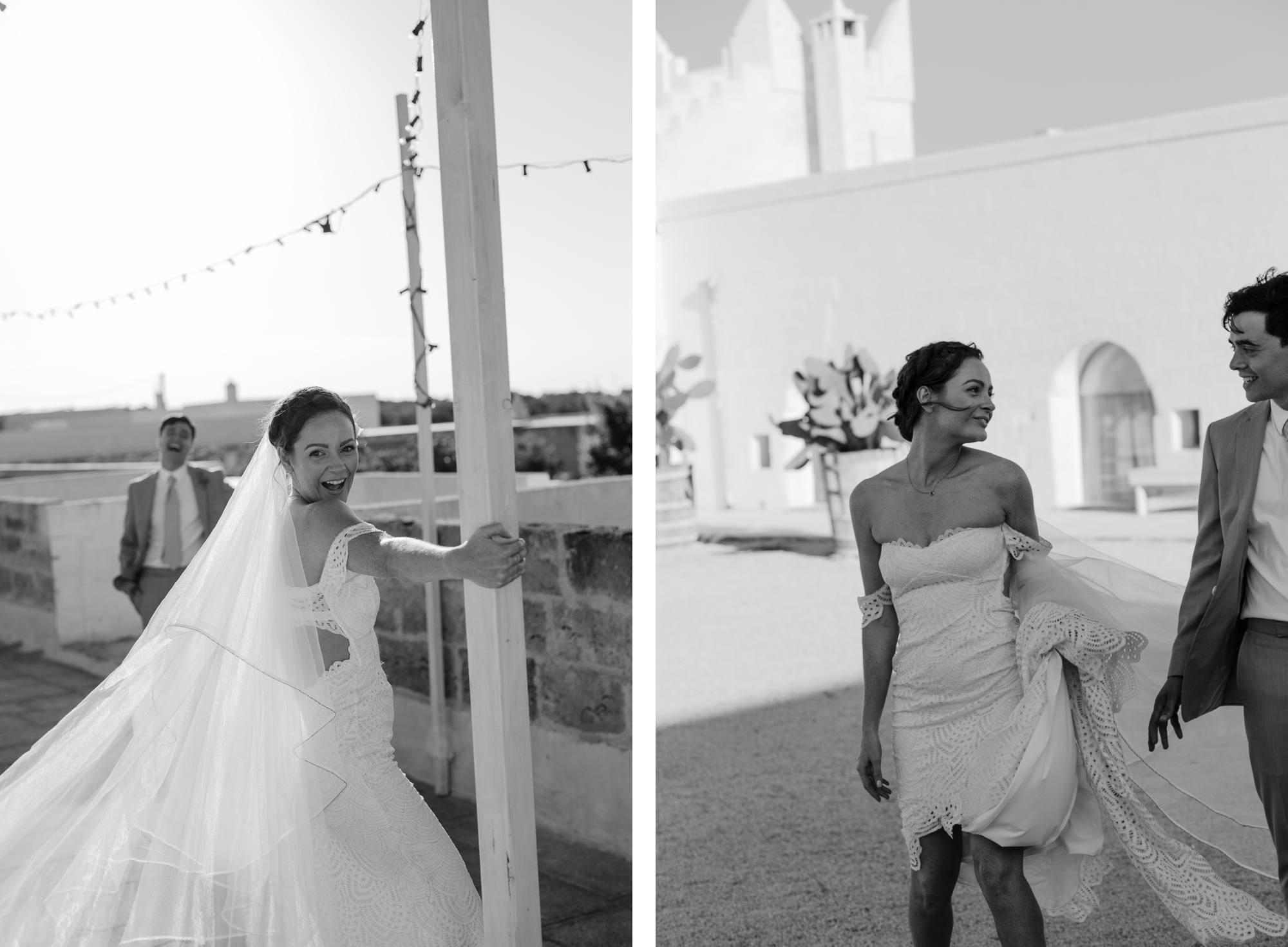 Puglia Wedding Photographer Masseria Potenti Grace Loves Lace Bride