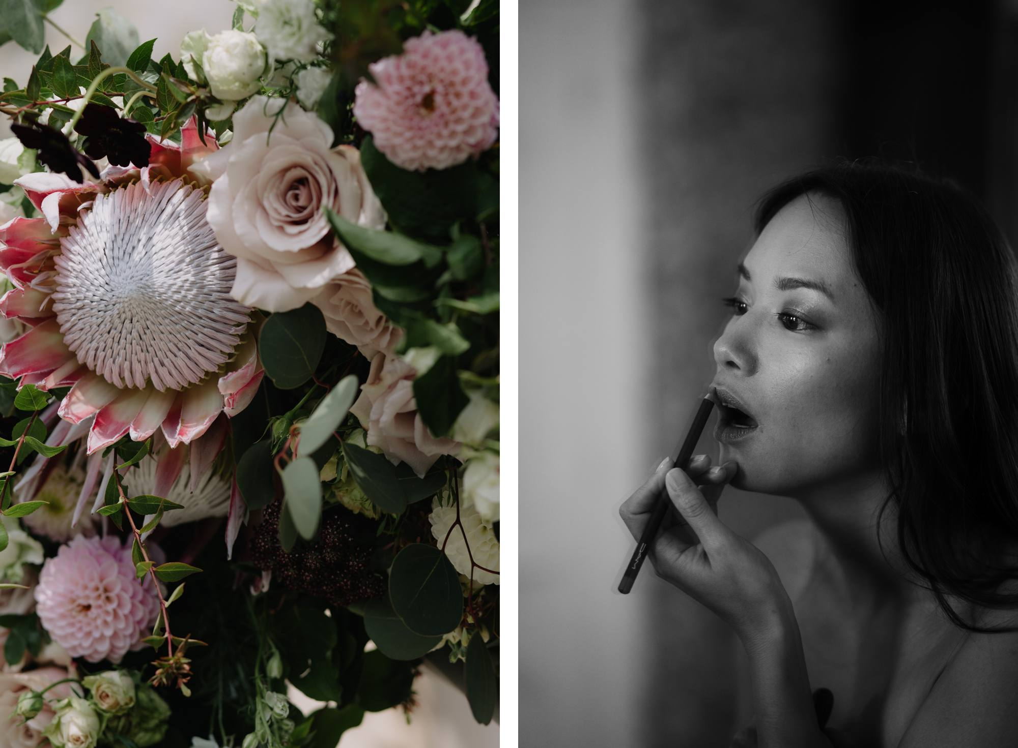 Lyon Wedding Photographer Menthe Sauvage Florist