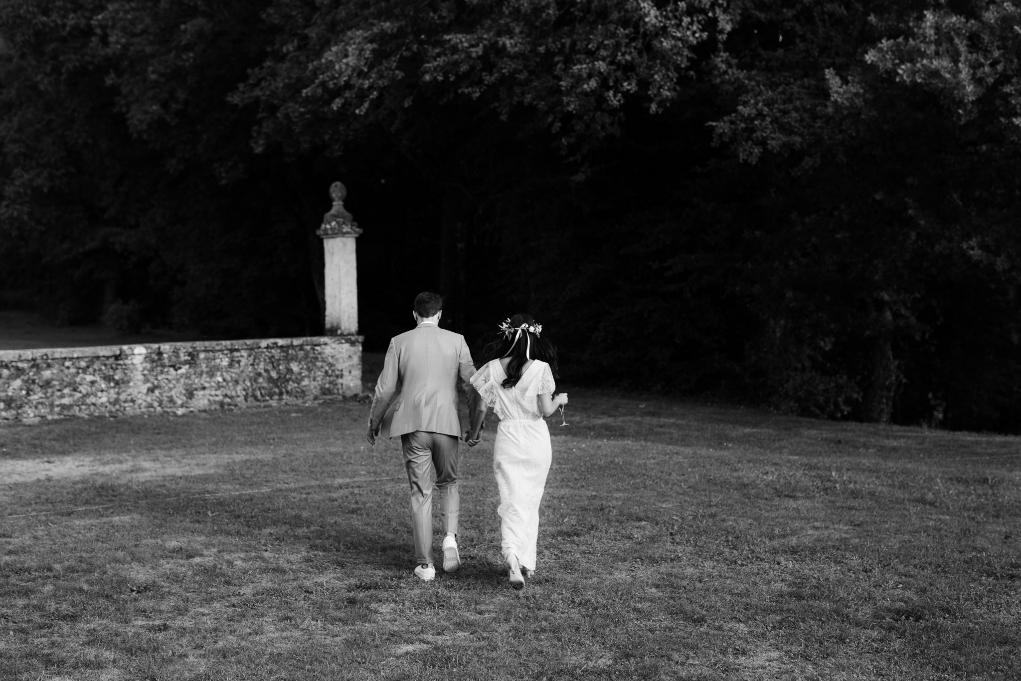 Lyon Wedding photographer Chateau de Montplaisant